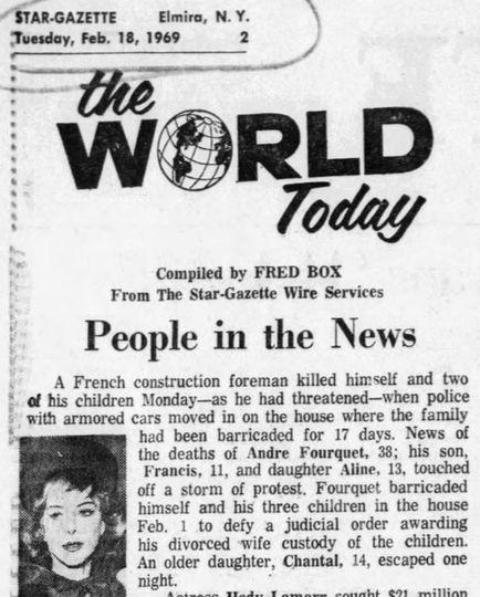 Star-Gazette, vol. 7, nº 15, 17 février 1969, p. 2