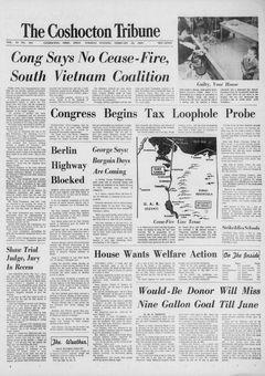 The Coshocton Tribune, vol. 59, nº 163, 18/02/1969, p. 4B