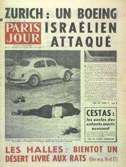 Paris Jour, nº 2935, 19/02/1969, p. 1