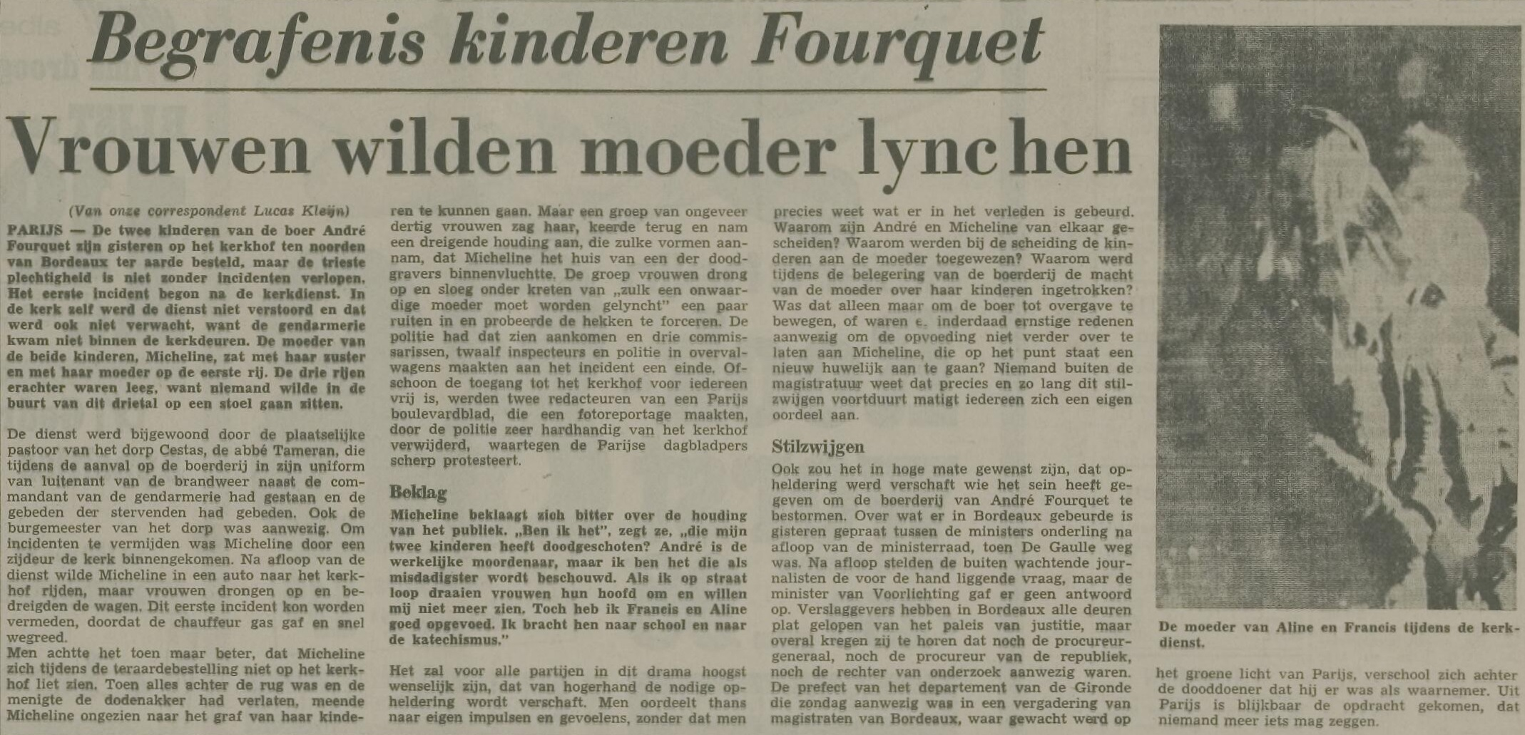 De Leidse Courant, nº 17679, 20/02/1969, p. 5