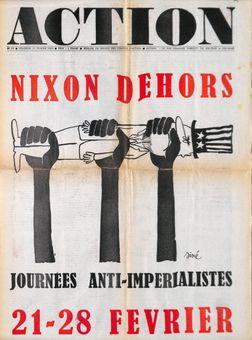 Action, nº 39, 21 février 1969, p. 1