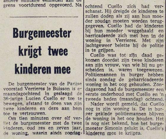 De Vrije Zeeuw, nº 5944, 17/03/1969, p. 1