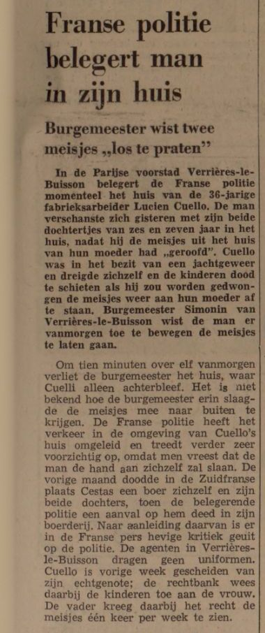 Leeuwarder Courant, nº 64, 17/03/1969, p. 1