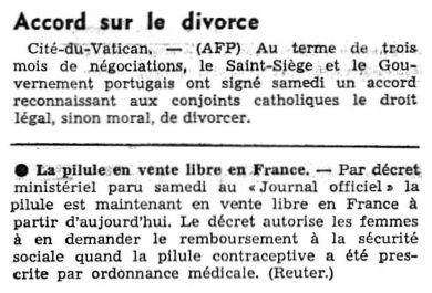 Nouvelle revue de Lausanne, nº 39, 17 février 1975, p. 7