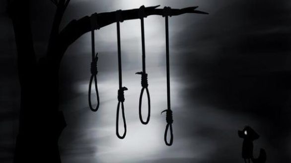 Hanging (© D.R.)