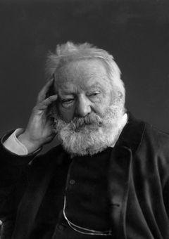 Victor Hugo (© Nadar)