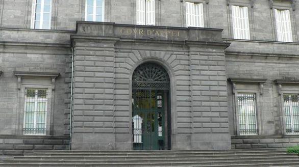 Cour d'appel de Riom (© Matthieu Perona)