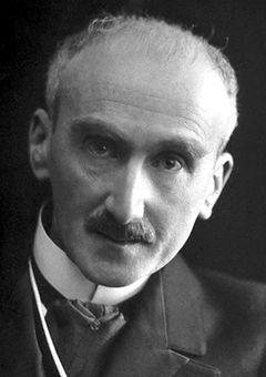 Henri Bergson en 1927 (© D.R.)