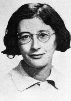 Simone Weil (© D.R.)