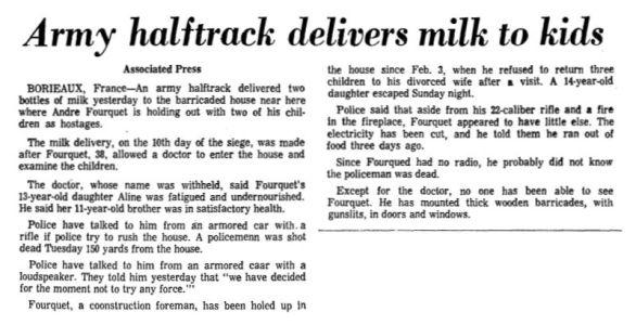 The Arizona Republic, n° 273, 13/02/1969, p. C-9