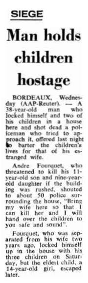 The Canberra Times, vol. 43, n° 12234, 13/02/1969, p. 7