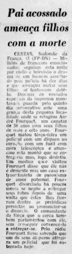 Diário de Notícias, nº 295, 14/02/1969, p. 1