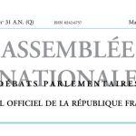 Journal officiel de la République française, édition « Débats parlementaires – Assemblée nationale », nº 31 AN (Q), 2 août 2016