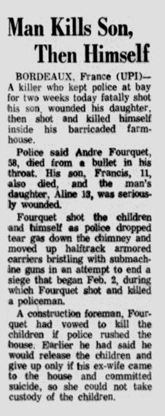 Anderson Daily Bulletin, vol. 84, nº 284, 17 février 1969, p. 22