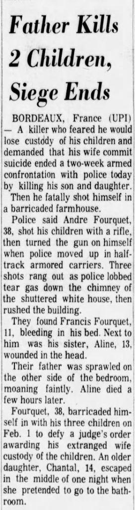 Evening Journal, vol. 37, nº 40, 17 février 1969, p. 31
