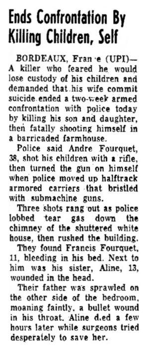 Lebanon Daily News, nº 138, 17 février 1969, p. 1