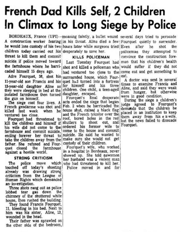 Ogden Standard-Examiner, vol. LXXXII, nº 48, 17 février 1969, p. 2A