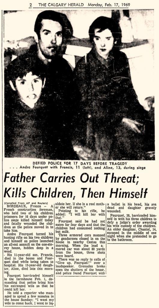 The Calgary Herald, 17 février 1969, p. 2