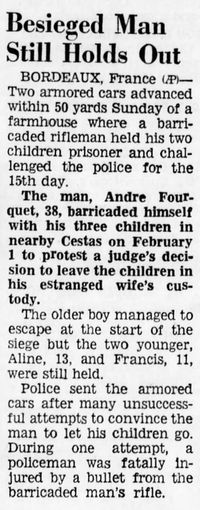 The Cincinnati Enquirer, nº 313, 17 février 1969, p. 7