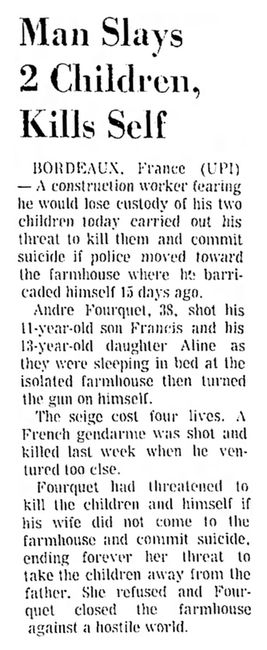 Tucson Daily Citizen, vol. 99, nº 41, 17 février 1969, p. 7
