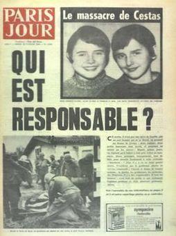 Paris Jour, nº 2934, 18/02/1969, p. 1
