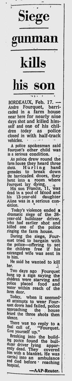 The Age, 18/02/1969, p. 5