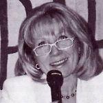 Michèle Agrapart-Delmas lors du septième congrès SOS PAPA, Paris, 13 juin 1998