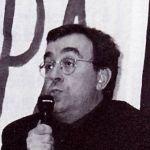 Me Franck Méjean lors du septième congrès SOS PAPA, Paris, 13 juin 1998