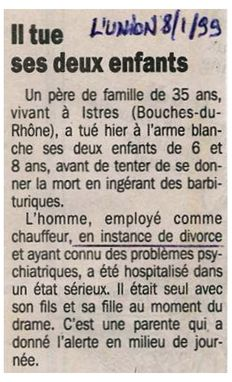 L'Union, 8 janvier 1999