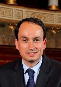 Guillaume Chevrollier (© Assemblée nationale)