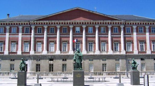Le palais de justice de Chambéry en Savoie (© Florian Pépellin)