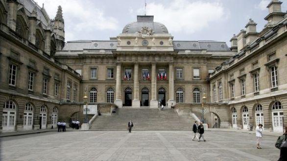 Palais de justice de Paris (© Tristan Nitot)