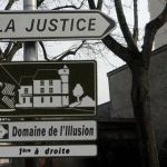La justice domaine de l'illusion