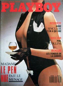 Playboy, nº 23, juillet 1987