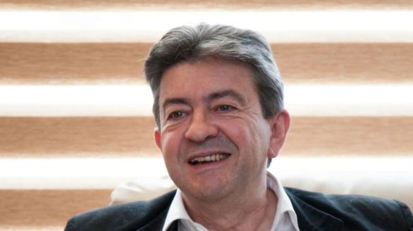 Jean-Luc Mélenchon (© Fernanda LeMarie)