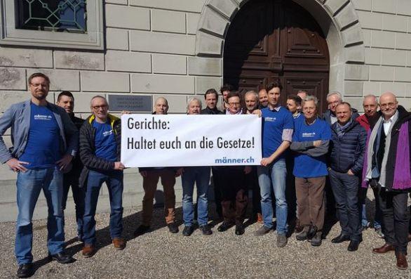 Assemblée générale de männer.ch, 24 mars 2018 (© männer.ch)