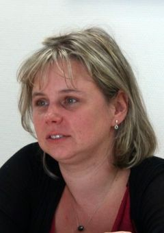 Cécile Cukierman (© D.R.)