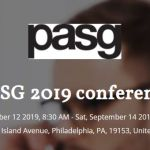 PASG 2019 conference
