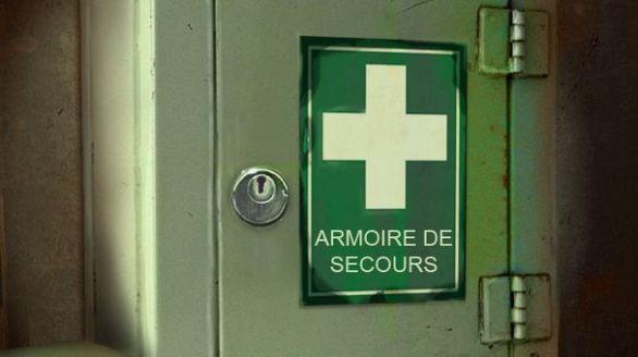 Armoire de secours (© D.R.)