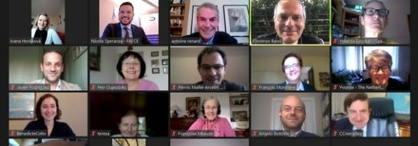 Conseil de Présidence de la Fédération des Associations Familiales Catholiques en Europe