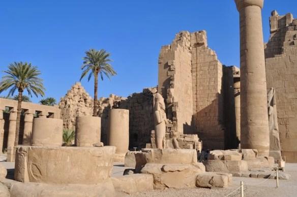 Карнак- най-гигантският храм на всички времена!