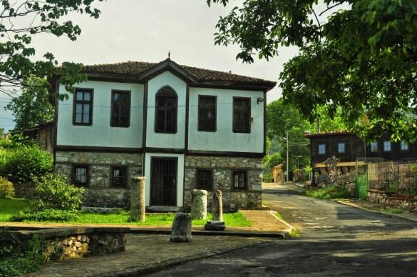 Това е другата сграда на историческия музей в Малко Търново