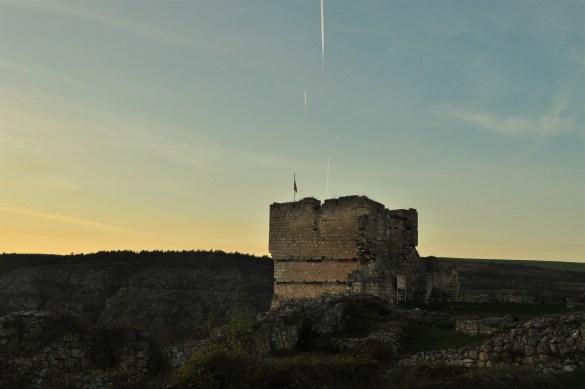 Крепостта Червен е била един от най-важните административно-културни центрове в Следновековието.