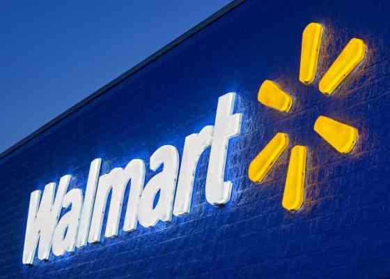 Imagem de Fachada do Walmart