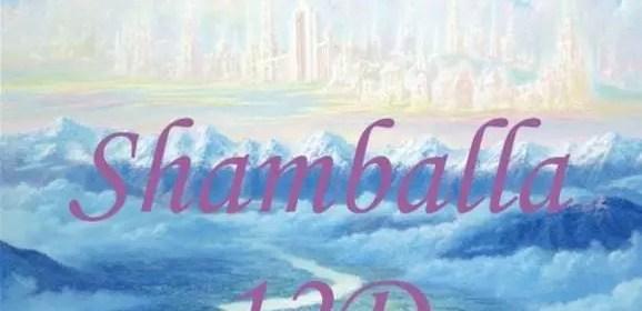 shamballa 12D,patetnina,initiation