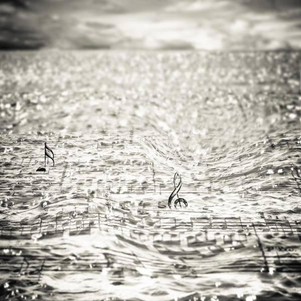 musique dans l'eau
