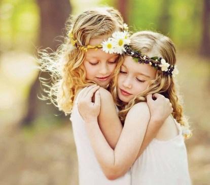 amitié fillettes