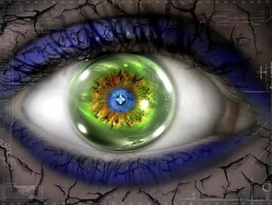 oeil illusion