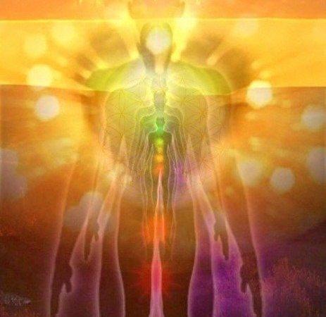 La lumière de la guérison