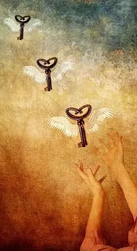 Les Trois clés de la Vie et les Sept sens